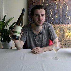Wine Expert tastes New York Wines: Boundary Breaks 'Ovid Line North' Riesling
