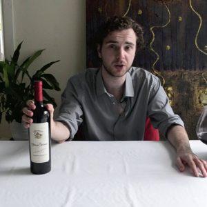 Wine Expert tastes USA Wines: Chateau Ste Michelle 'Indian Wells' Cabernet Sauvignon