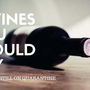 5 WINE RECOMMENDATIONS if you are still on QUARANTINE (you can buy them at ABC Fine Wine & Spirits)
