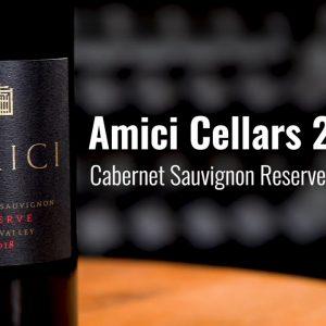 Amici Cellars 2018 Cabernet Sauvignon Reserve, Napa Valley  132099318