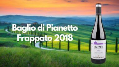 Baglio di Pianetto Frappato 2018