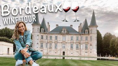 Bordeaux France Wine Tour: Médoc