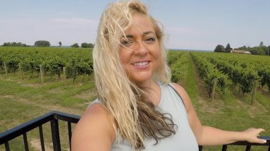 Canada's Wine Country - Konzelmann Winery Tour