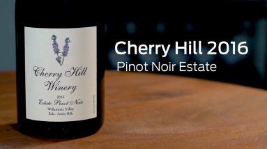 Cherry Hill 2016 Pinot Noir Estate