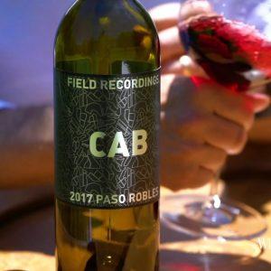 Field Recordings 2017 Cabernet Sauvignon