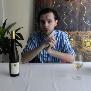 Wine Expert tastes New York Wines: Hermann J Weimer Reserve Dry Riesling