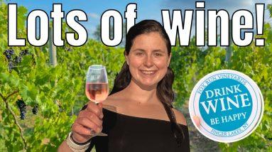 Finger Lakes Wine Region - How to Plan a Fun Wine Tasting Trip | 2020 Mini Vacation
