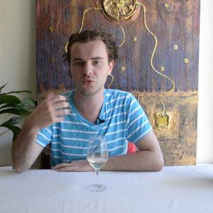 Wine Expert Tastes French Wine: Domaine Vincent Paris 'Granit' Cornas Blanc