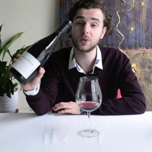 Wine Expert tastes French Wine: Caroline Morey 'Les Chainey' Santenay Rouge 2014
