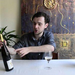 Wine Expert tastes German Wines: Okonomierat Rebholz Im Sonnenschein Riesling GG