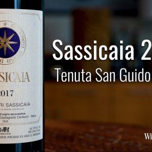 Sassicaia 2017 Tenuta San Guido, Bolgheri-Sassicaia