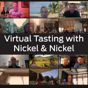 Taste LIVE with Nickel & Nickel Winery
