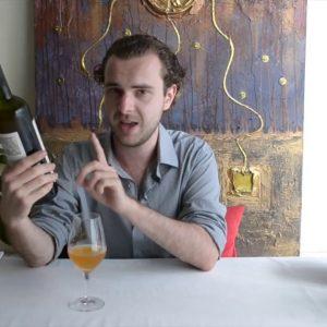 Wine Expert tastes Georgian Wine: Pheasant's Tears Mstvane 2016