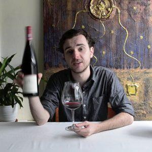Wine Expert tastes German Wines: A. Christmann Spatburgunder