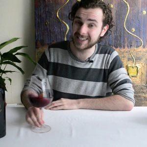 Wine Expert tastes Italian Wine: Gigante Schioppettino 2012
