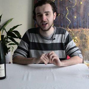 Wine Expert tastes New York Wine: Hermann J. Wiemer Dry Riesling 2014