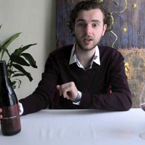 Wine Expert tastes New York Wines: Channing Daughters 'Rosso Fresco' 2014