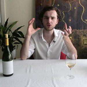 Wine Expert tastes New York Wines: Channing Daughters Vino Bianco
