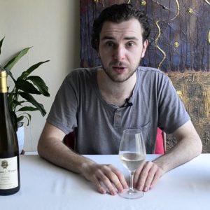 Wine Expert tastes New York Wines: Hermann J Weimer Gewurztraminer