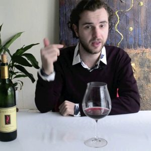 Wine Expert tastes New York Wines: Red Newt Cellars Cabernet Franc 2014
