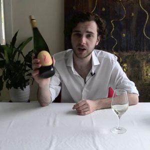 Wine Expert tastes New York Wines: Red Newt Cellars 'Circle' Riesling