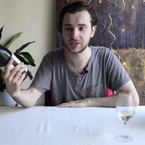 Wine Expert tastes New York Wines: Wolffer Estate 'Perle' Chardonnay