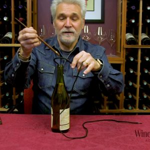 Wine Hack: How To Get a Cork Out of a Wine Bottle