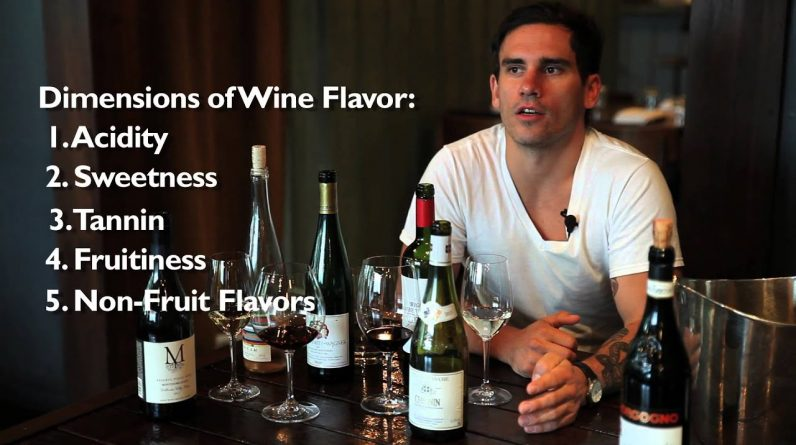 Wine's Cool - Class 1: Basics of Wine