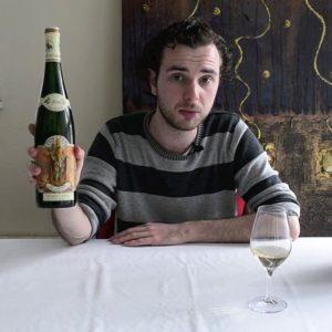 Wine Expert tastes Austrian Wines: Emmerich Knoll Loibenberg Gruner Veltliner