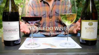 Robledo - The American Dream! Mexican Winemakers in Carneros || Clip