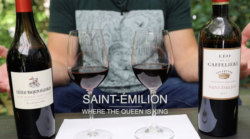 Understanding Saint-Émilion and Merlot, with Wine Pro Marc Supsic || Clip