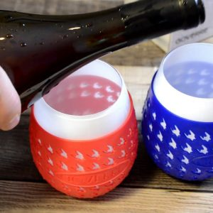 GOVERRE Portable Wine Glasses As Seen On Shark Tank Gadget Review