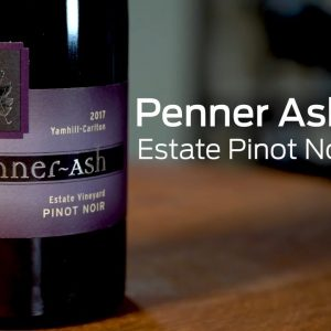 Penner Ash 2017 Estate Pinot Noir