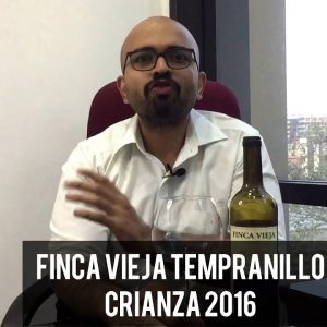 Tempranillo Wine Review India , Finca Vieja Crianza, Spain 2016