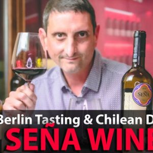 The Berlin Tasting & Chilean Delights | Seña Wine Review