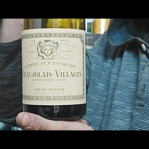 Wine - Louis Jadot Beaujolais Villages Red Wine - Review #2359
