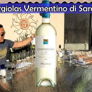 Wine reviews: Costamolino Argiolas Best white wines with Sashimi