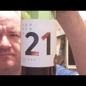 Wine - Ventuno 21 Shiraz Red Wine - Review #1734