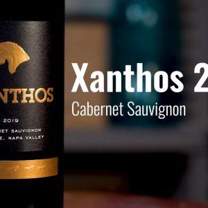 Xanthos 2019 Cabernet Sauvignon, Oakville, Napa Valley