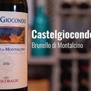 Castelgiocondo 2016 Brunello di Montalcino, Frescobaldi