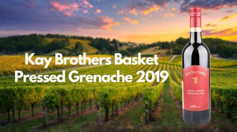 Kay Brothers Basket Pressed Grenache 2019