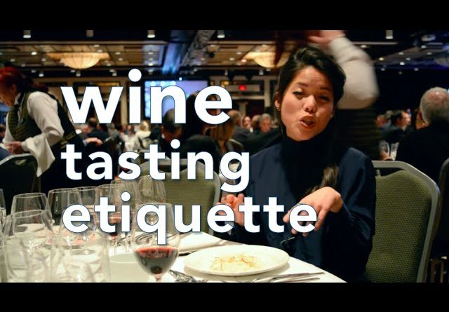 Wine Tasting (How to Wine Tasting for Beginners) 🍷